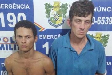 Sorriso: (atualizado)Polícia prendesegundo autordos três assaltos desta quarta-feira
