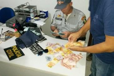 Sorriso: Assaltante do município tenta assaltar correios em Tapurah eé preso