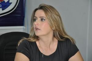 Delegada Ana  Cristina