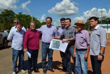 Sorriso: Vereadores acompanham vice-governador em visita